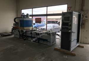 Used Homag CNC Machine for sale - Weeke BHC 280