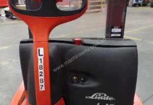 Used Forklift: L12AS Genuine Preowned Linde