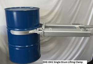 Single Drum Lifting Clamp Stock Melbourne