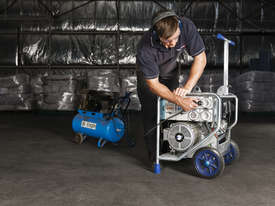 10 kVA Petrol Generator - Portable & Robust - picture1' - Click to enlarge