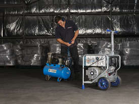 10 kVA Petrol Generator - Portable & Robust - picture3' - Click to enlarge