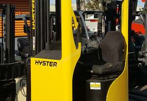 Hyster Electric High Reach Truck 1.4 Ton 7000mm Lift Fresh Paint Serviced Low Hours