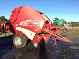 Welger RP535 Round Baler Hay/Forage Equip - picture1' - Click to enlarge