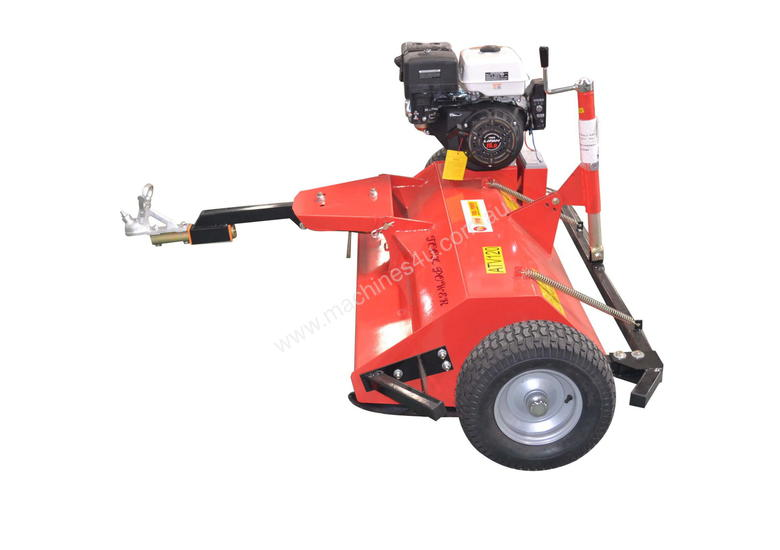 New tool power ATV120 Drum/Flail Mowers in , - Listed on