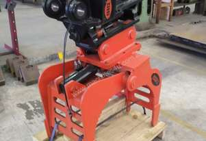 Hydraulic tilt hitch