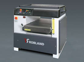 ROBLAND D630 HEAVY DUTY THICKNESSER   - picture0' - Click to enlarge