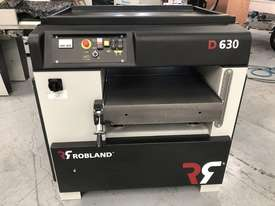 ROBLAND D630 HEAVY DUTY THICKNESSER   - picture2' - Click to enlarge