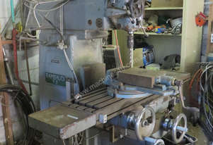 Rambaudi Vertical Milling machine