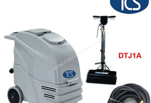TCS New Commercial Powered Split Shampoo Carpet Cleaner Extraction Machine