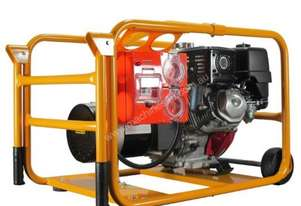 Powerlite Honda 4.5kVA Generator Worksite Approved