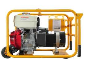 Powerlite Honda 4.5kVA Generator Worksite Approved - picture13' - Click to enlarge