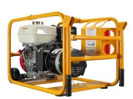 Powerlite Honda 4.5kVA Generator Worksite Approved - picture16' - Click to enlarge