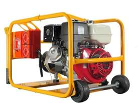 Powerlite Honda 4.5kVA Generator Worksite Approved - picture17' - Click to enlarge