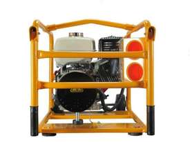Powerlite Honda 4.5kVA Generator Worksite Approved - picture18' - Click to enlarge