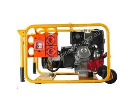 Powerlite Honda 4.5kVA Generator Worksite Approved - picture2' - Click to enlarge