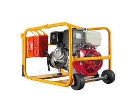Powerlite Honda 4.5kVA Generator Worksite Approved - picture5' - Click to enlarge