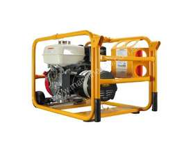 Powerlite Honda 4.5kVA Generator Worksite Approved - picture6' - Click to enlarge