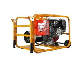 Powerlite Honda 4.5kVA Generator Worksite Approved - picture9' - Click to enlarge