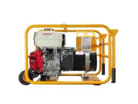 Powerlite Honda 4.5kVA Generator Worksite Approved - picture12' - Click to enlarge