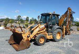 Case   580SR-4PS Loader Backhoe
