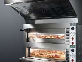 Tiepolo The skilful art of simplicity Superimposable electric oven - picture1' - Click to enlarge
