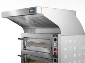 Tiepolo The skilful art of simplicity Superimposable electric oven - picture4' - Click to enlarge