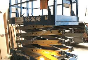 Genie GS-2646 Electric Scissor Lift