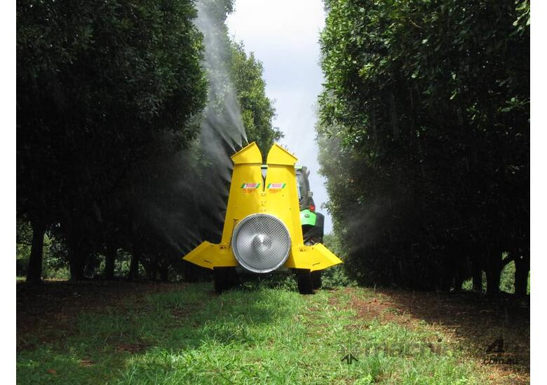 Tornado AirSerg II and AirSerg PLUS macadamia/avocado tree sprayer
