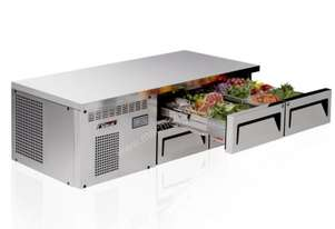 Skipio SCB14-4 Customized Product Chef Base
