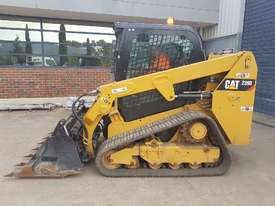 2016 cat 239d track loader with low 600 hrs - picture0' - Click to enlarge