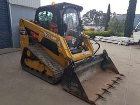 2016 cat 239d track loader with low 600 hrs - picture2' - Click to enlarge