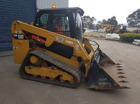 2016 cat 239d track loader with low 600 hrs - picture5' - Click to enlarge