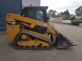 2016 cat 239d track loader with low 600 hrs - picture6' - Click to enlarge