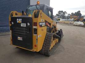 2016 cat 239d track loader with low 600 hrs - picture9' - Click to enlarge