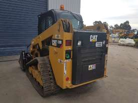 2016 cat 239d track loader with low 600 hrs - picture12' - Click to enlarge