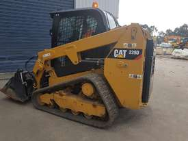 2016 cat 239d track loader with low 600 hrs - picture14' - Click to enlarge