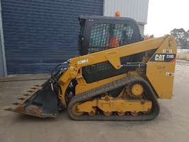 2016 cat 239d track loader with low 600 hrs - picture16' - Click to enlarge