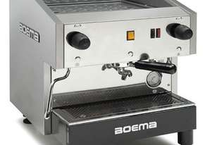 Boema Caffe CC-1S10A 1 Group Semi Automatic Espresso Machine