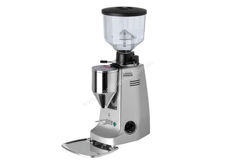 Mazzer Robur Electronic Coffee Grinder with Cooling Fan - Conical Blade
