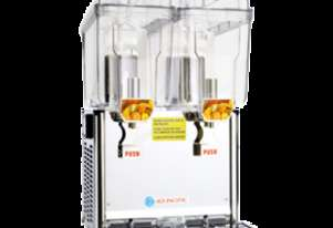 ICS PACIFIC PaddleCof 224 2 x 12L Refrigerated Drink Dispenser