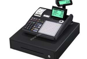 Casio SE-C3500 Dual Roll Cash Register with Multiline Display