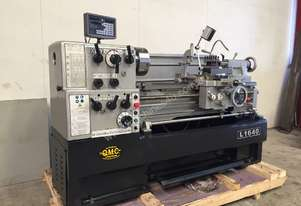 Metal Center Lathe 410mm Swing, 58mm Spindle Bore