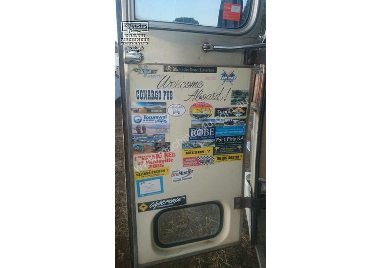 Denning Mono Coach converted to Motor Home