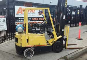 Hyster Forklift H1.75XBH 1.8 Ton 4.37m Lift Side Shift