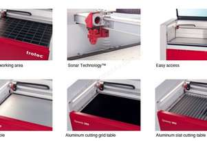 A Trotec Speedy 360 is the perfect laser engraving machine.