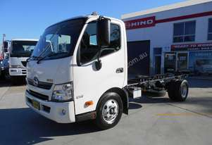 2014 Hino 300 SERIES 616 AUTO / CAB CHASSIS