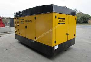 Atlas Copco XRVS466, 960cfm at 360psi Diesel Air Compressor