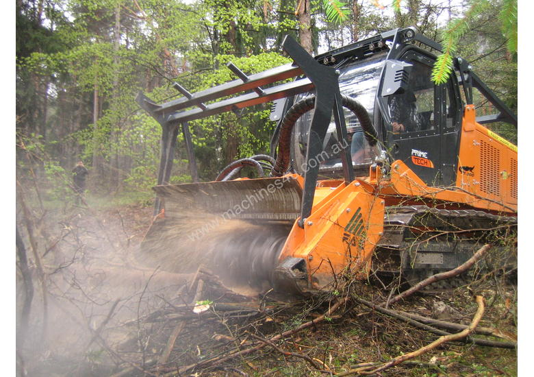 FAE Prime Tech PT 300 Forest Mover, Mulcher