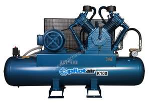 K100 Reciprocating Air Compressor 415V Three Phase