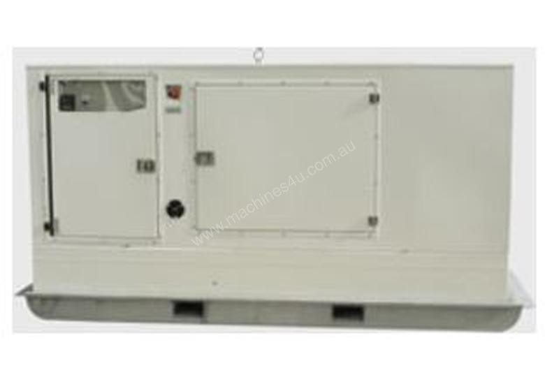 125kva - SECONDHAND DEUTZ POWERED CANOPY GENSET